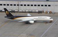 N417UP @ KRFD - Boeing 757-200F - by Mark Pasqualino