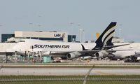 N704SA @ MIA - Southern Air Cargo 747