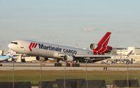 PH-MCY @ MIA - Martinair Cargo MD11