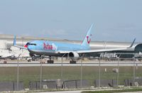 PH-OYJ @ MIA - Arkiafly 767