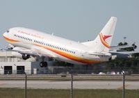 PZ-TCN @ MIA - Surinam 737