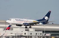 XA-MAH @ MIA - Aeromexico Visa Card