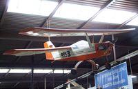 D-EAPT - Frebel F5 Aeolus at the Auto & Technik Museum, Sinsheim