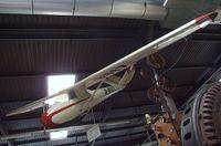 D-8117 - Schleicher Ka-1 at the Auto & Technik Museum, Sinsheim