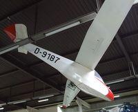 D-9187 - Schleicher Ka-4 Rhönlerche II at the Auto & Technik Museum, Sinsheim - by Ingo Warnecke