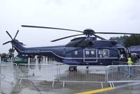 D-HEGK @ EDDK - Aerospatiale AS.332L1 Super Puma of the Bundespolizei at the DLR 2011 air and space day on the side of Cologne airport