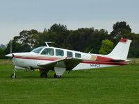 VH-FCT @ YLIL - Beechcraft A36 Bonanza VH-FCT at Lilydale