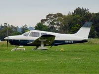 VH-ITE @ YLIL - Piper Warrior VH-ITE at Lilydale