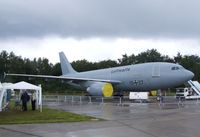 10 27 @ EDDK - Airbus A310 MRTT of the Luftwaffe at the DLR 2011 air and space day on the side of Cologne airport