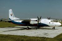 5605 @ LZPP - parked at the flightline - by Friedrich Becker