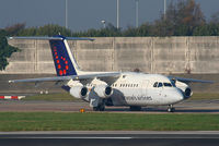 OO-DJS @ EGCC - Brussels Airlines - by Chris Hall
