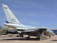 61-2080 - Convair B-58A Hustler at the Pima Air & Space Museum, Tucson AZ - by Ingo Warnecke