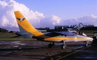AT11 @ EBST - 1988.BATBIRD.70 YEARS 11 SQUADRON. - by Robert Roggeman