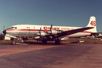 C-GHLY @ CYXX - scanned from a print - by John Meneely