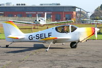 G-SELF @ EGTO - 2004 Hatcher Ej, Lams Ah And Crisp Nd EUROPA, c/n: PFA 247-12996 at Rochester, Kent