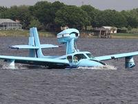 N12SF - Lake Agnes, Florida - by JOE OSCIAK
