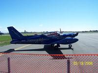 N941TA @ KMHR - Static display before stunt flight at the Capitol Airshow, 2006.