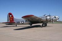 N5017N @ FWS - Aluminum Overcast flight - Fort Worth, TX - 2011   Warbird Radio.com