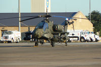 UNKNOWN @ EFD - US Army AH-64 at the Wings Over Houston Airshow