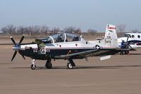 UNKNOWN @ AFW - USAF T-6A Texan II of the 89th FTS