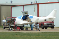 UNKNOWN @ T67 - New Lancair at Hicks Field