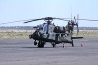 UNKNOWN @ SAF - US Army AH-64 Apache at the Santa Fe Municipal Airport - Santa Fe, NM