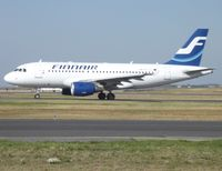 OH-LVL @ LFPG - Taxying to runway 09R through Bravo Loop - by Alain Durand