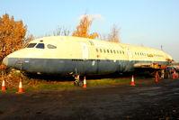 G-ARPO - at North East Air Museum at Washington , UK
