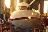 G-ARHX - at North East Air Museum at Washington , UK