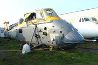 XM833 - at North East Air Museum at Washington , UK