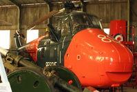XN258 - at North East Air Museum at Washington , UK