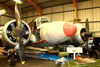 G-AWRS - at North East Air Museum at Washington , UK