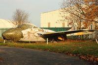 XD622 - At 2214 Sqn ATC , next to  North East Air Museum at Washington , UK
