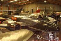 WL181 - at North East Air Museum at Washington , UK