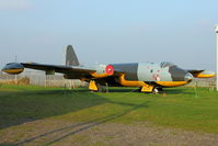 WJ639 - at North East Air Museum at Washington , UK