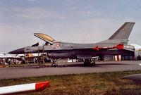 E-184 @ EKRK - Roskilde Air Show 21.8.05 - by leo larsen