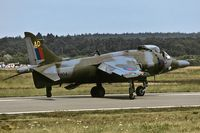 XV804 @ ETAR - taxying to the active during the Ramstein open house 1986