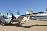 136468 - Grumman S-2A Tracker at the Pima Air & Space Museum, Tucson AZ - by Ingo Warnecke
