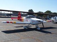 N28Z @ EDU - University Airport, Davis, CA - by Reed Maxson