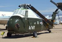 57-1684 - Sikorsky VH-34D Chocktaw at the Pima Air & Space Museum, Tucson AZ - by Ingo Warnecke