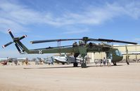 68-18437 - Sikorsky CH-54A Tarhe at the Pima Air & Space Museum, Tucson AZ - by Ingo Warnecke