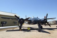 80410 - Grumman F7F-3 Tigercat at the Pima Air & Space Museum, Tucson AZ - by Ingo Warnecke
