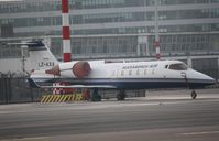 LZ-AXA @ EHAM - Parked @ East - by ghans