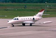 OY-SBT @ EHEH - Aalborg Airtaxi - by Henk Geerlings