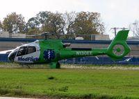 N130EE @ 41LA - At Metro Aviation / Downtown Shreveport. - by paulp