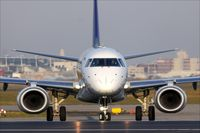 D-AECD @ EDDF - Embraer ERJ-190LR, - by Jerzy Maciaszek