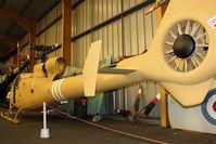G-BAGJ - Painted as XV345 at NEAM Washington UK