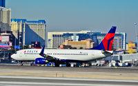 N3743H @ KLAS - Delta Air Lines Boeing 737-832 N3743H / 3743 (cn 30836/770)  Las Vegas - McCarran International (LAS / KLAS) USA - Nevada, November 17, 2011 Photo: TDelCoro - by Tomás Del Coro