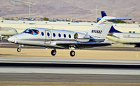 N105AX @ KLAS - N105AX 1995 Beech 400A C/N RK-105