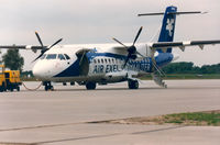 PH-XLD @ EHEH - Air Exel Commuter - by Henk Geerlings
